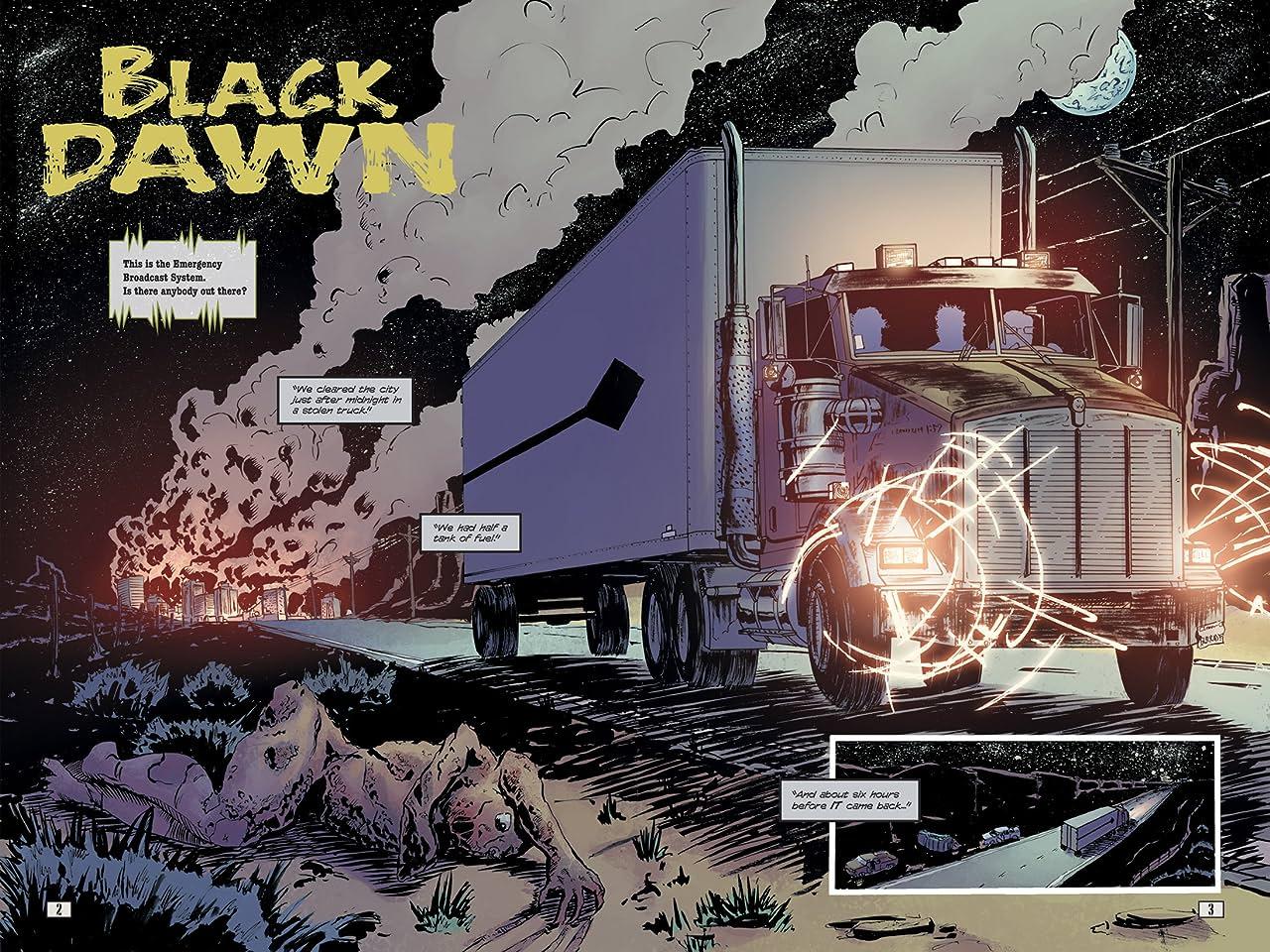 Black Dawn #1