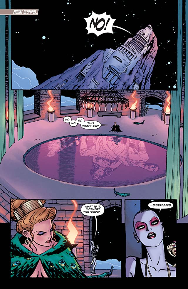 click for super-sized previews of Wonder Woman (2011-) #2