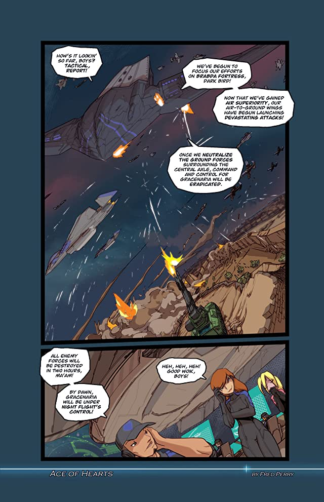 click for super-sized previews of Gold Digger #114