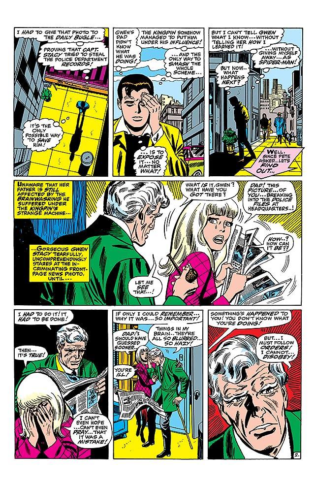 Amazing Spider-Man (1963-1998) #61