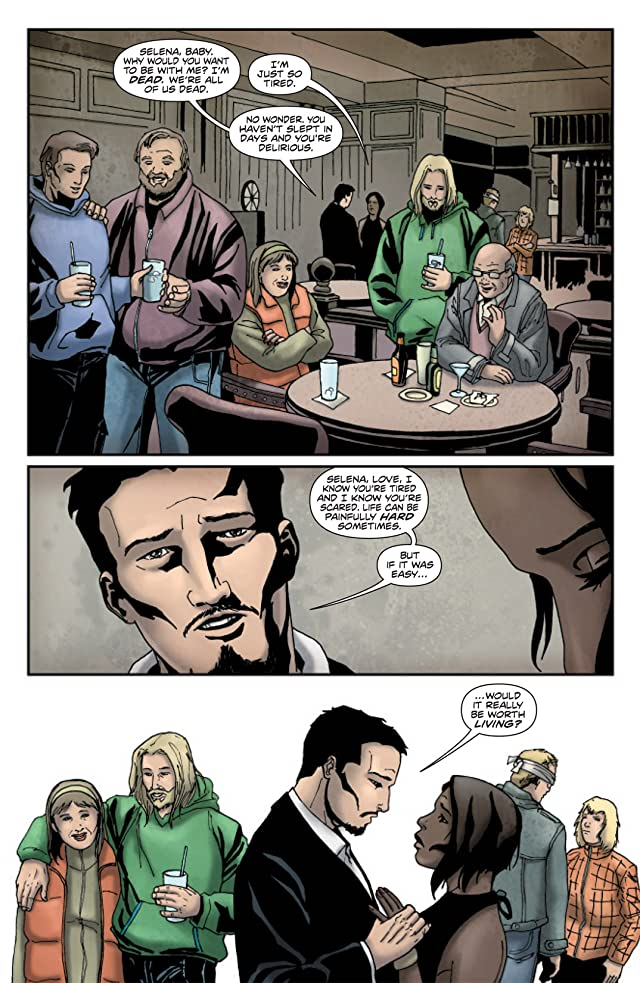 click for super-sized previews of 28 Days Later #16