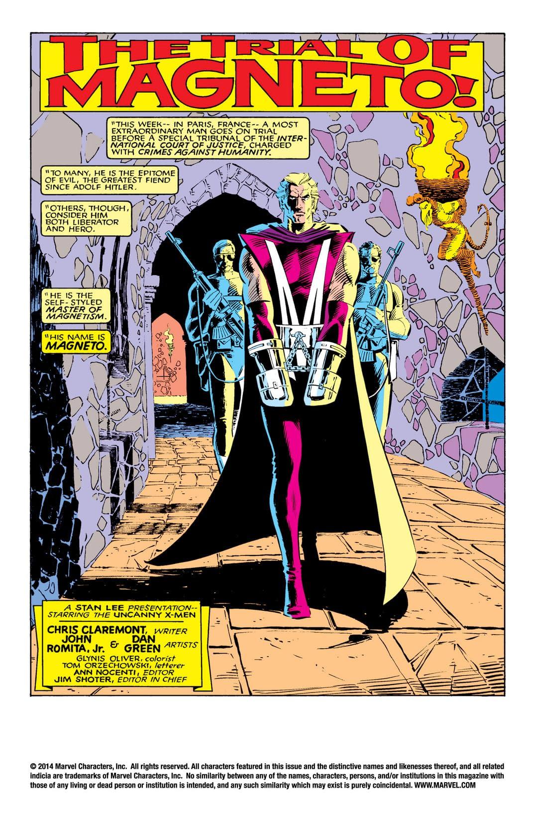 Uncanny X-Men (1963-2011) #200