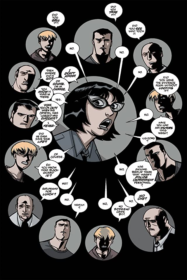click for super-sized previews of Powers (2004-2008) #12