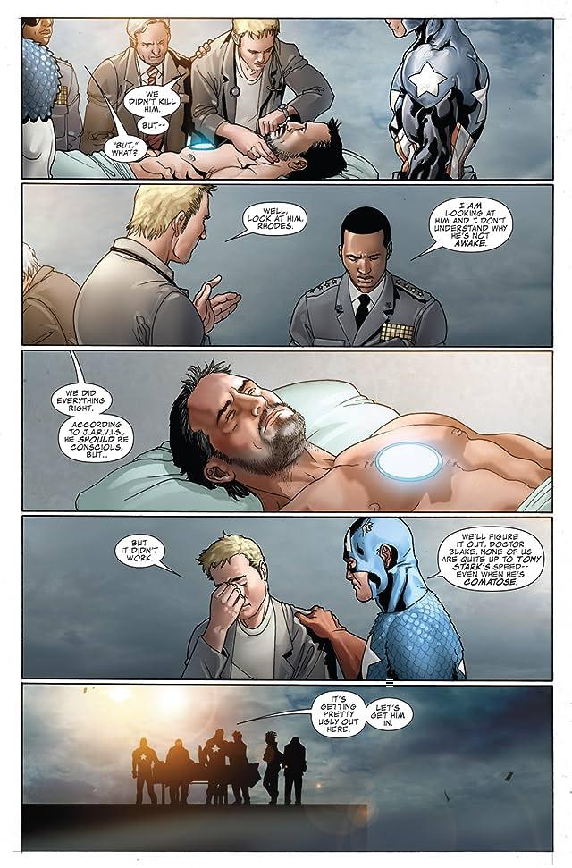 Invincible Iron Man (2008-2012) #22