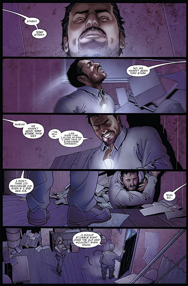 click for super-sized previews of Invincible Iron Man (2008-2012) #22