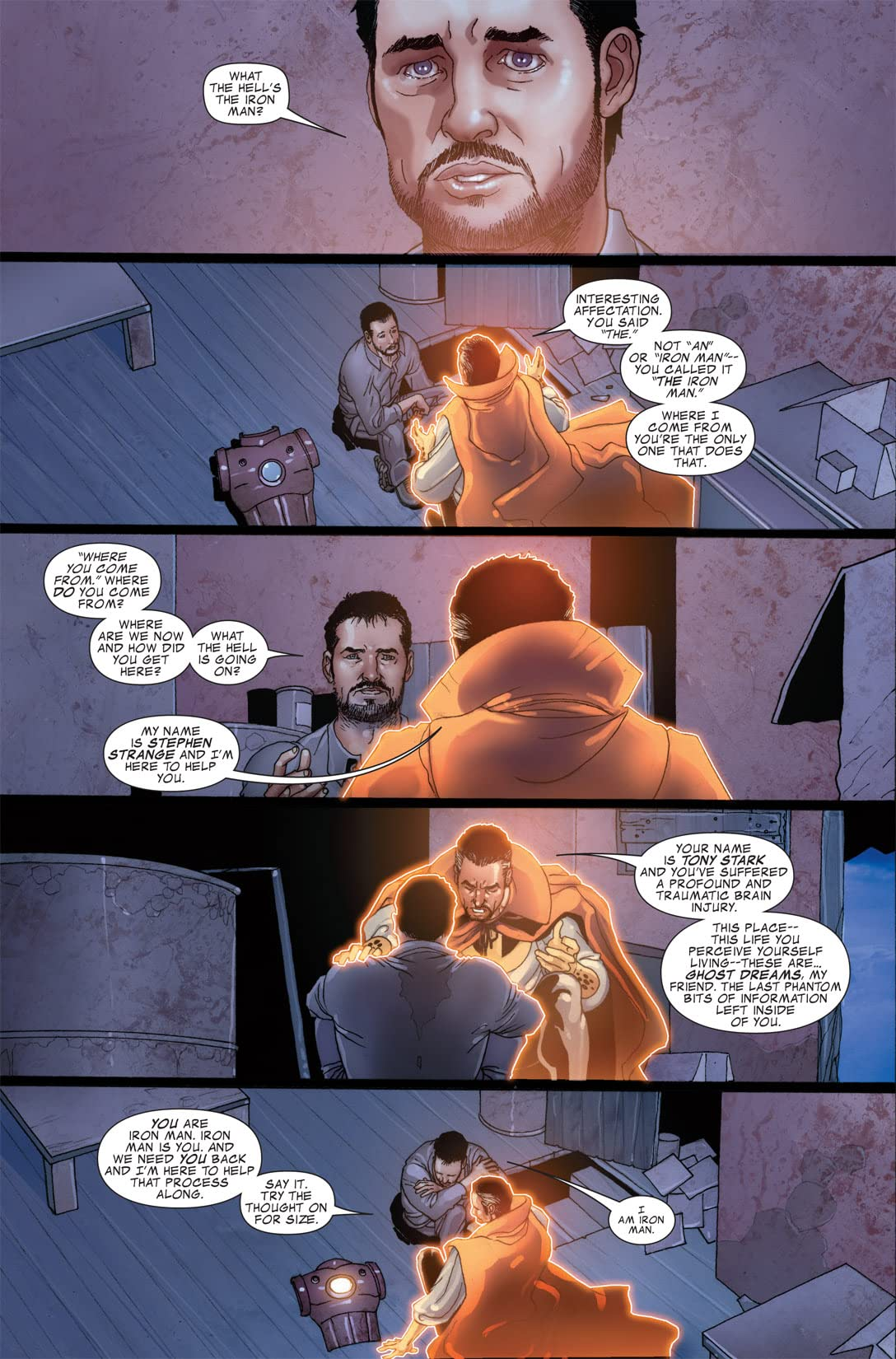 Invincible Iron Man (2008-2012) #23
