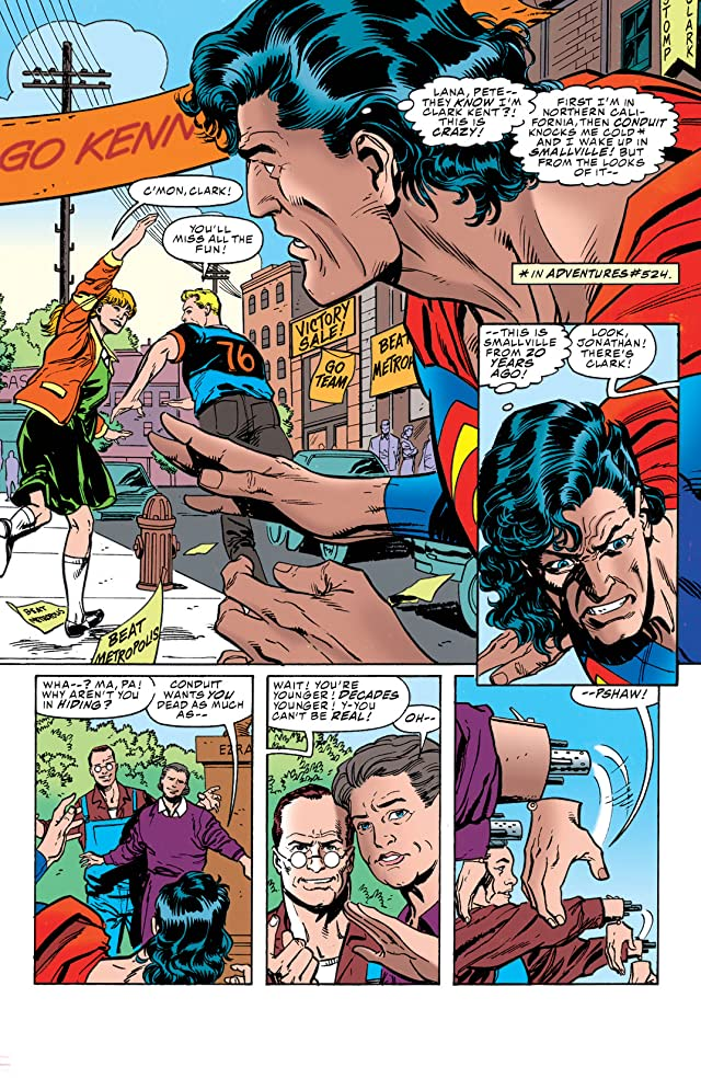 click for super-sized previews of Action Comics (1938-2011) #711