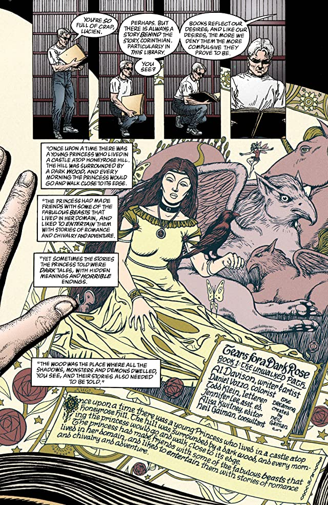 click for super-sized previews of The Dreaming (1996-2001) #20