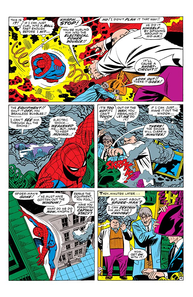 click for super-sized previews of Amazing Spider-Man (1963-1998) #60