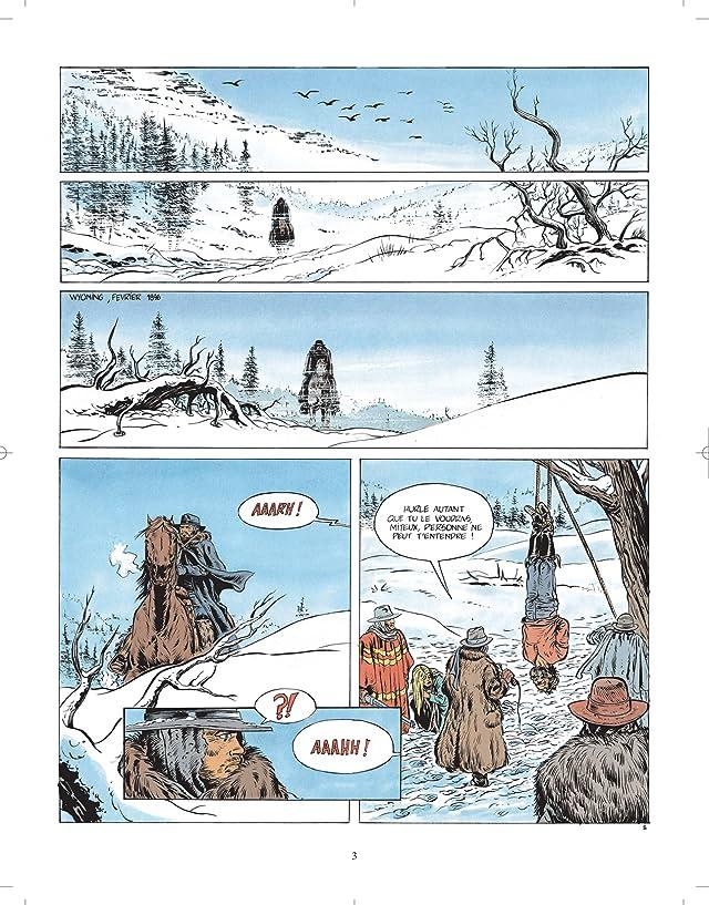 click for super-sized previews of Durango Vol. 1: Les chiens meurent en hiver