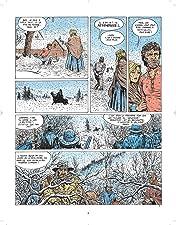 Durango Vol. 1: Les chiens meurent en hiver