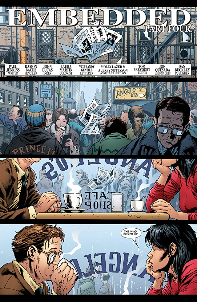 click for super-sized previews of Civil War: Front Line #4