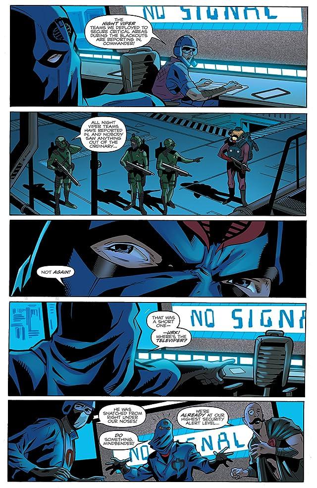 G.I. Joe: A Real American Hero #199