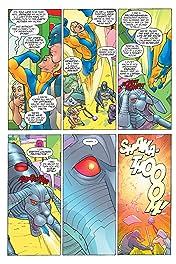Planetary Brigade Origins #3 (of 3)