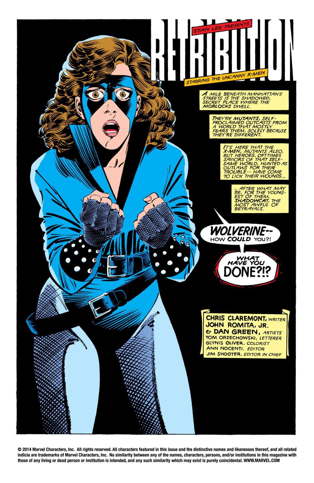 Uncanny X-Men (1963-2011) #208