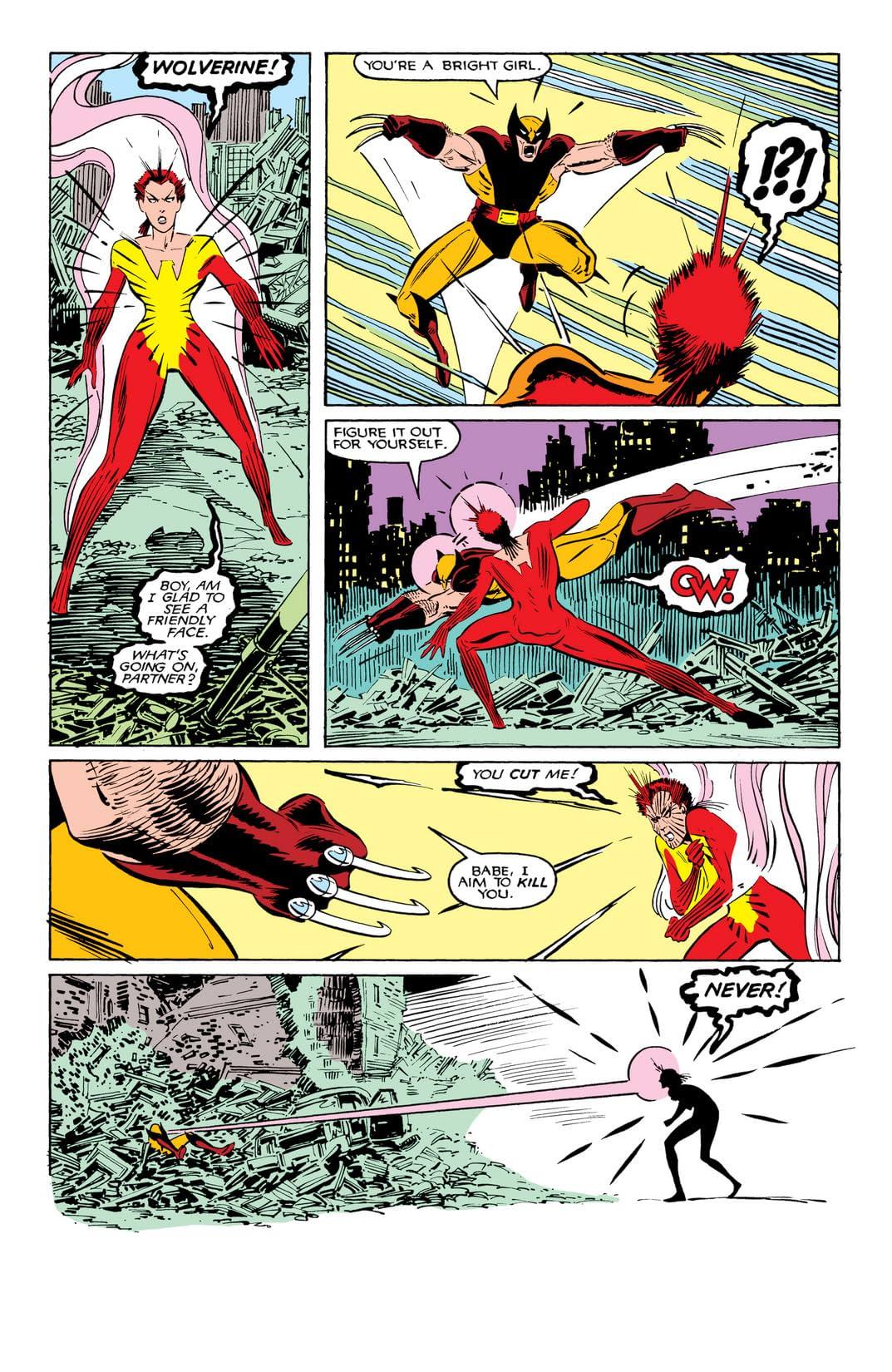 Uncanny X-Men (1963-2011) #207
