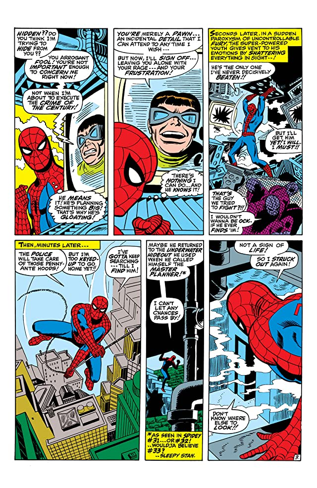 click for super-sized previews of Amazing Spider-Man (1963-1998) #55