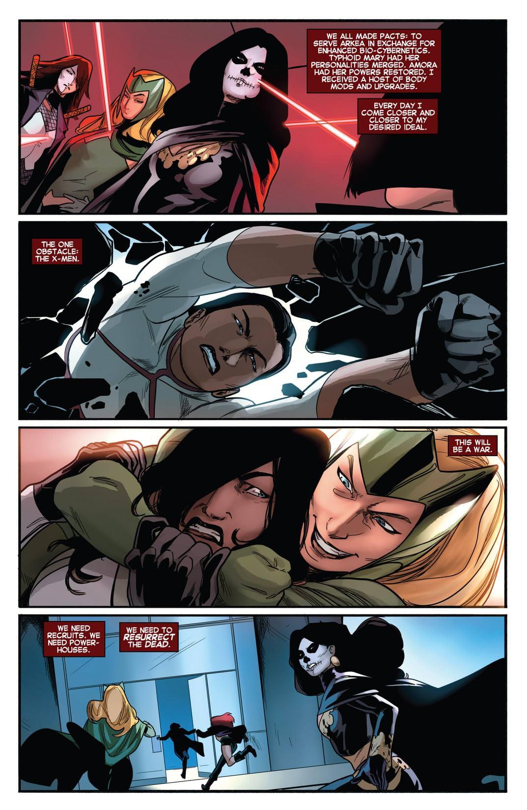 X-Men (2013-2015) #10.NOW
