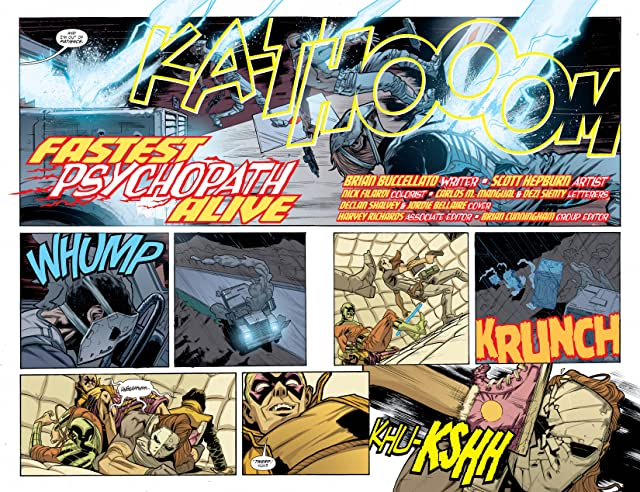 click for super-sized previews of Forever Evil: Rogues Rebellion (2013-2014) #5