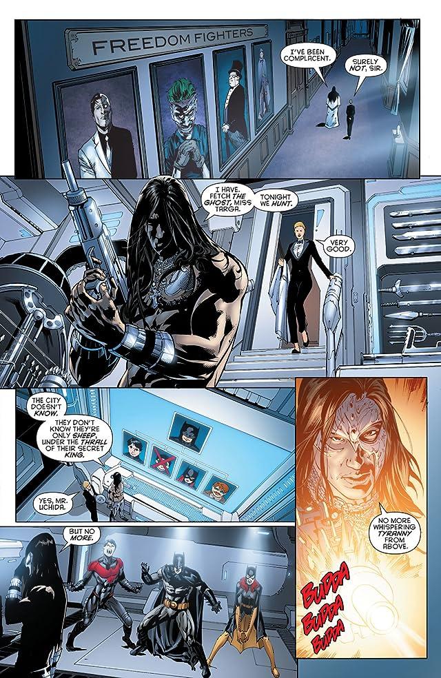 Batgirl (2011-) #28