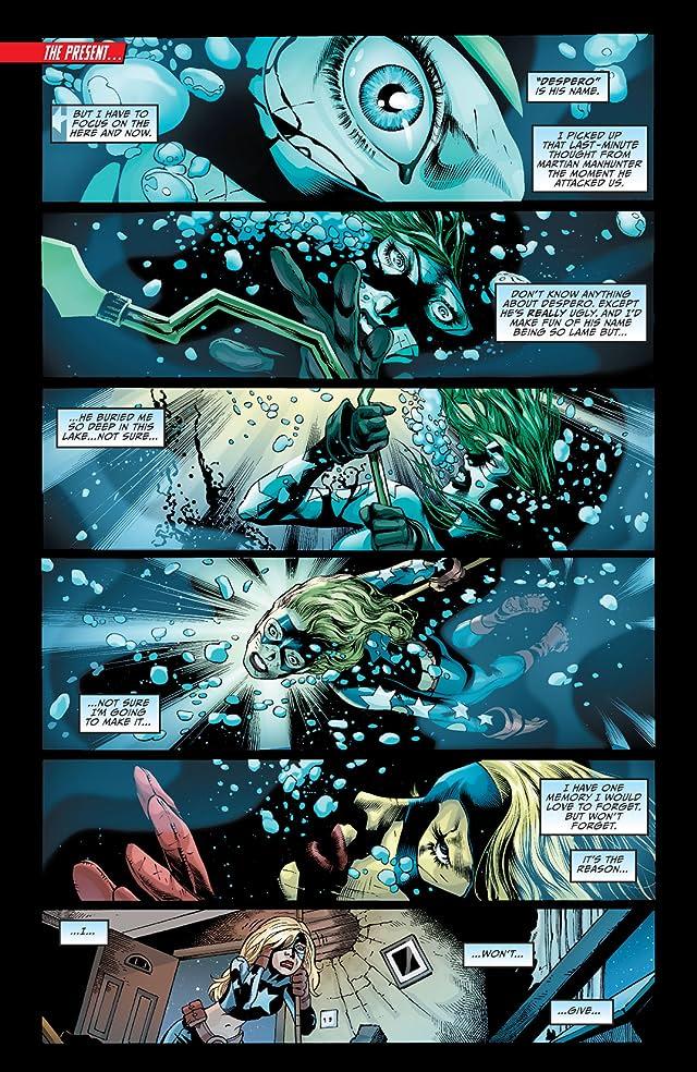 Justice League of America (2013-2015) #12