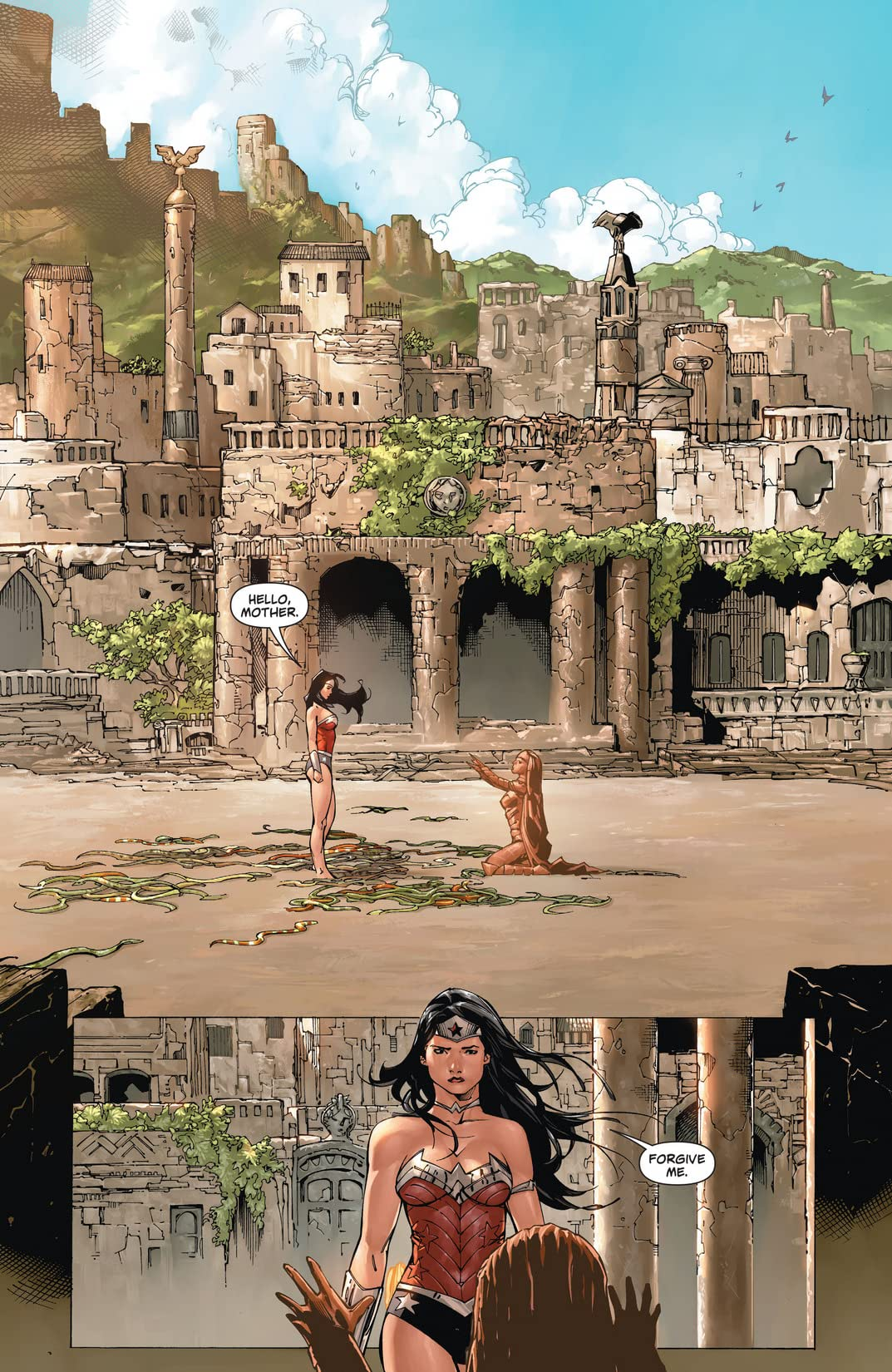 Superman/Wonder Woman (2013-2016) #5