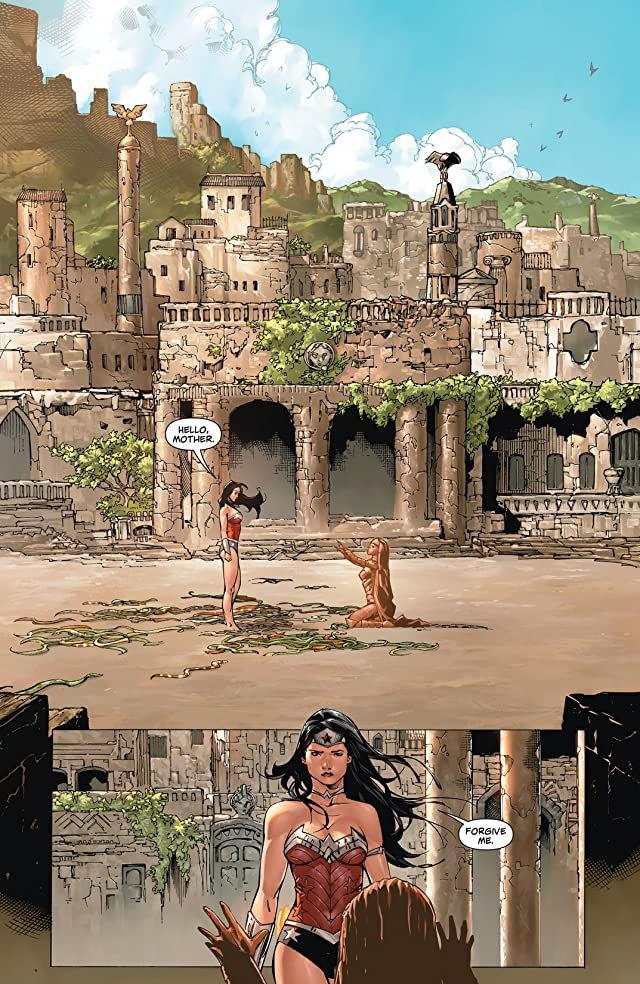 Superman/Wonder Woman (2013-) #5