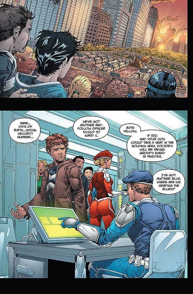 Logan's Run: Rebirth