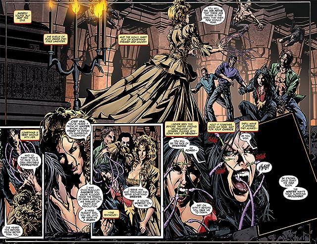 click for super-sized previews of Vampirella #2