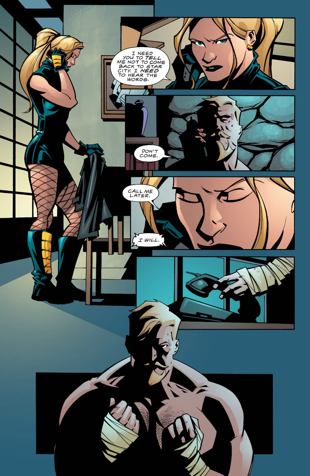 Green Arrow (2001-2007) #29