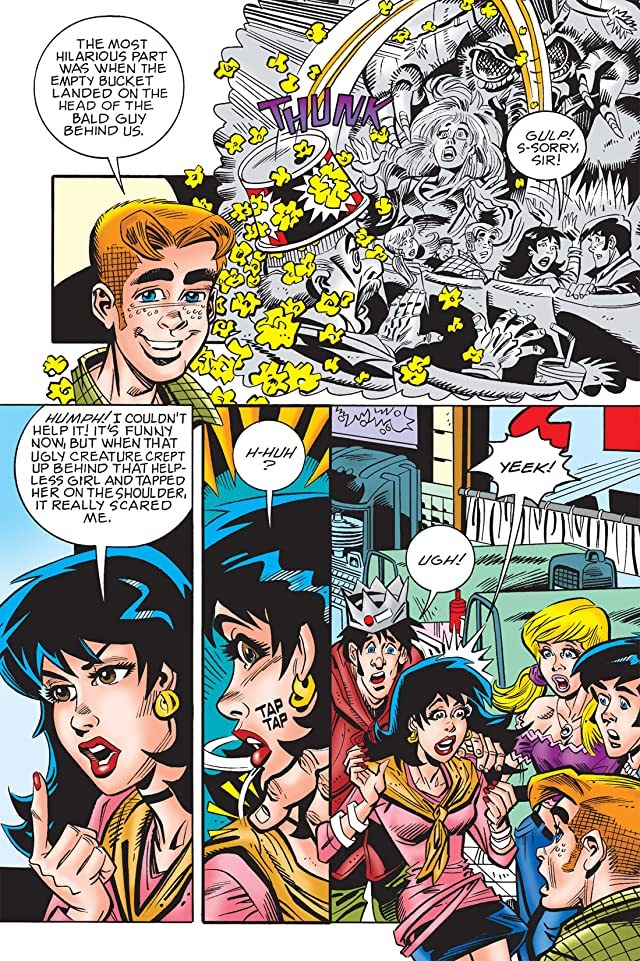 click for super-sized previews of Archie New Look Series - Book 2: Jughead The Matchmakers