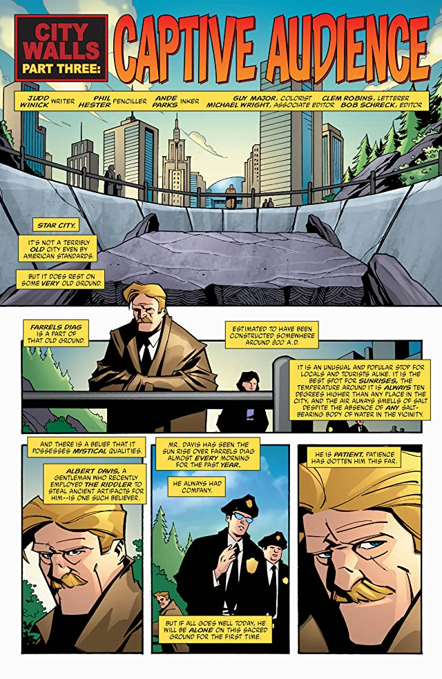 Green Arrow (2001-2007) #36