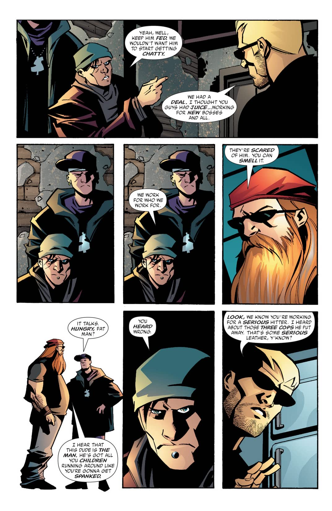 Green Arrow (2001-2007) #41