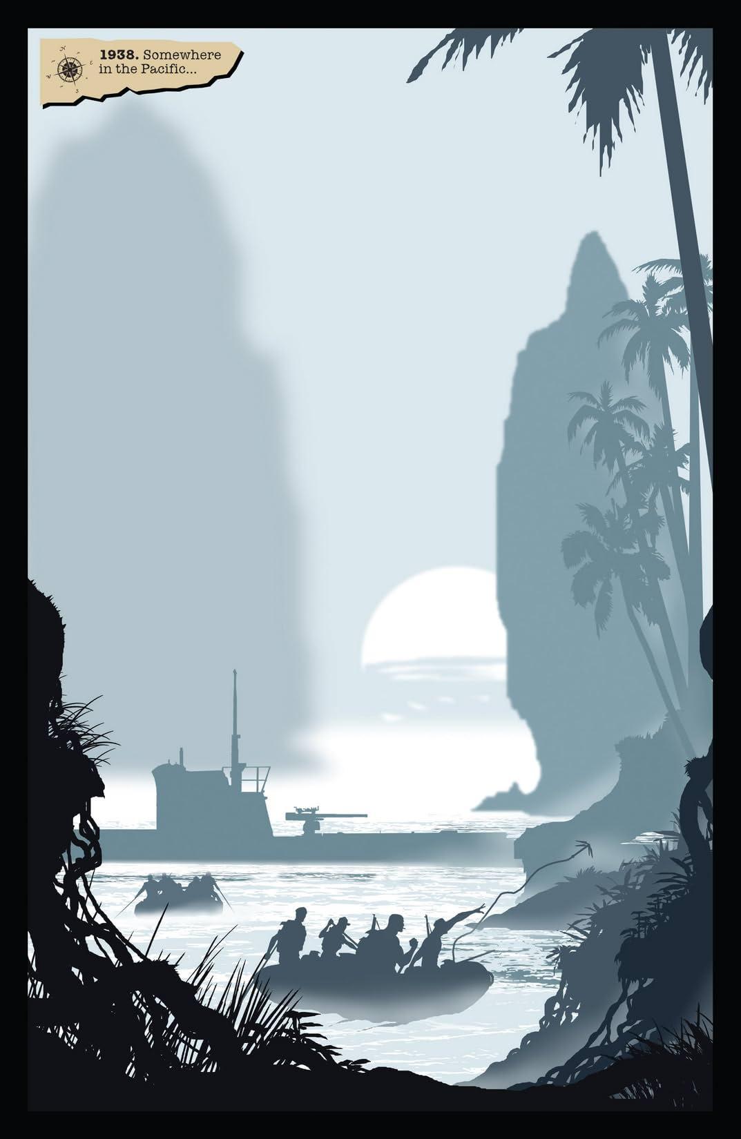The Mercenary Sea #1