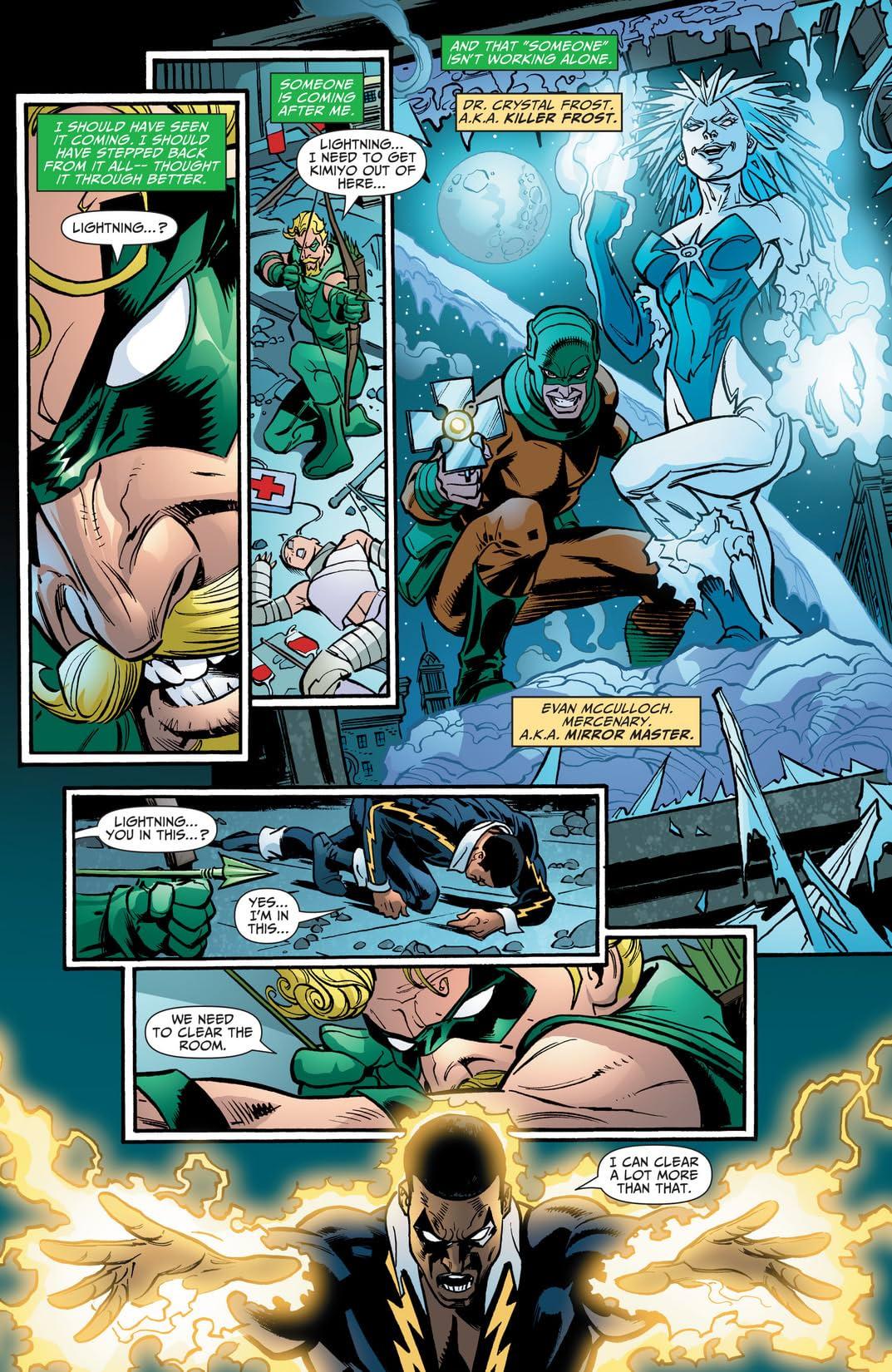 Green Arrow (2001-2007) #55