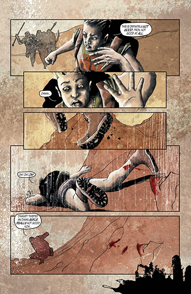 click for super-sized previews of Fade To Black #2