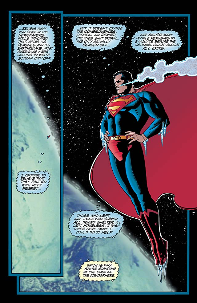 click for super-sized previews of JLA (1997-2006) Vol. 4
