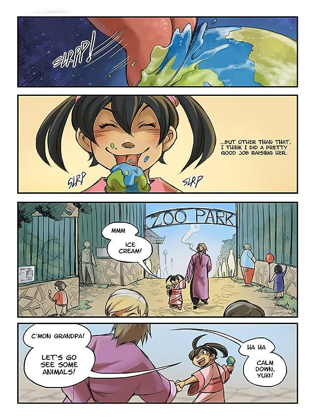 click for super-sized previews of Yuki vs Panda Vol. 1