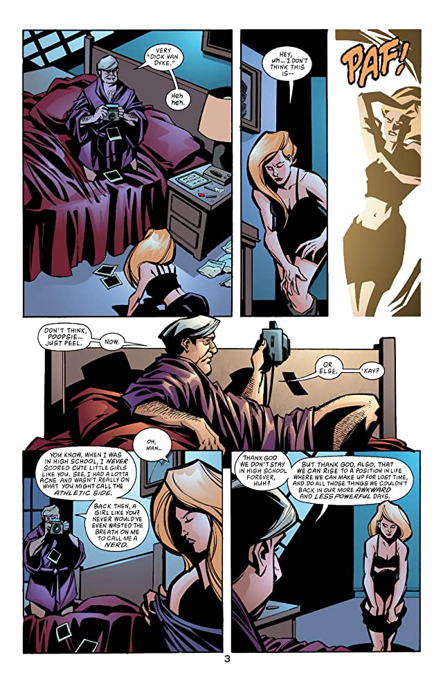 click for super-sized previews of Green Arrow (2001-2007) #2