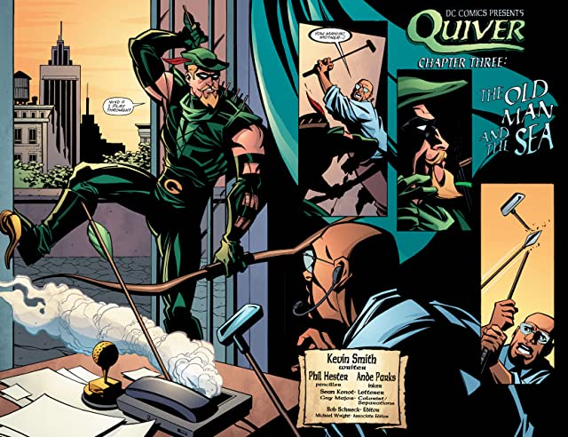 Green Arrow (2001-2007) #3