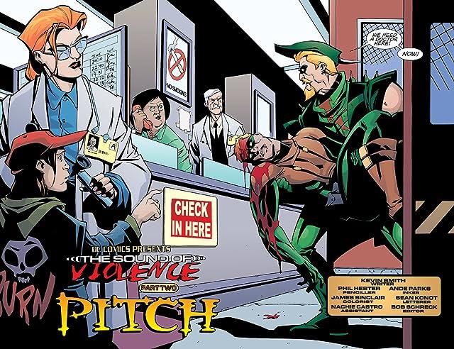Green Arrow (2001-2007) #14