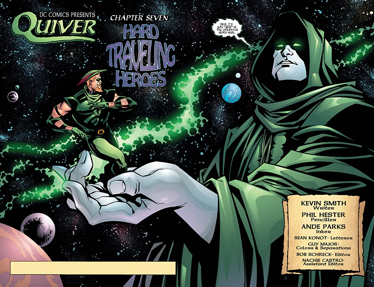 Green Arrow (2001-2007) #7