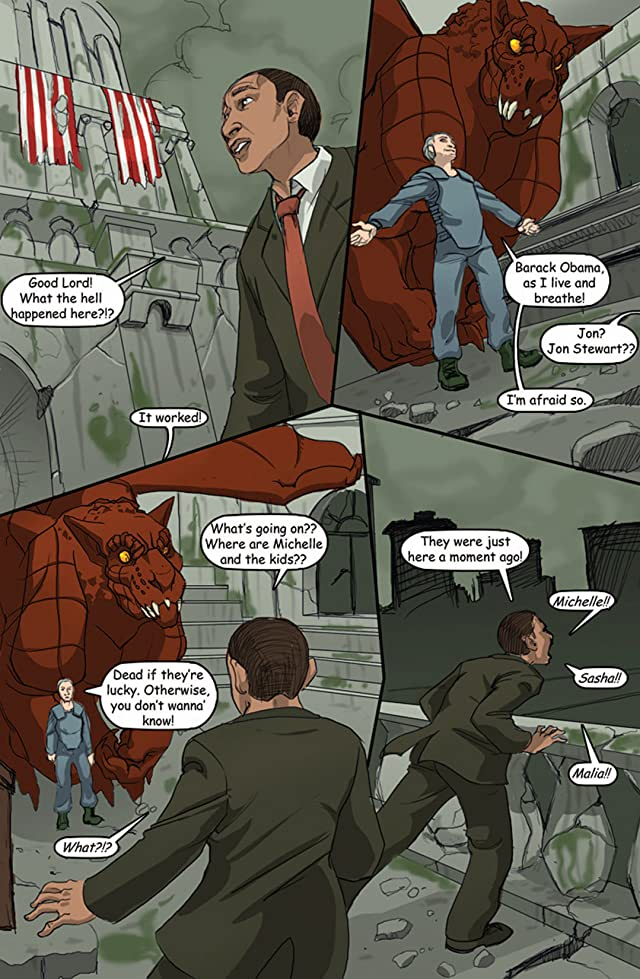 click for super-sized previews of Fafnir the Dragon Vol. 2 #3