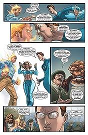 Ultimate Fantastic Four #40