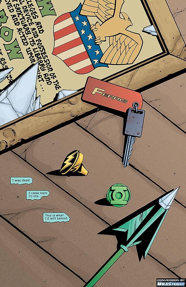 Green Arrow (2001-2007) #21