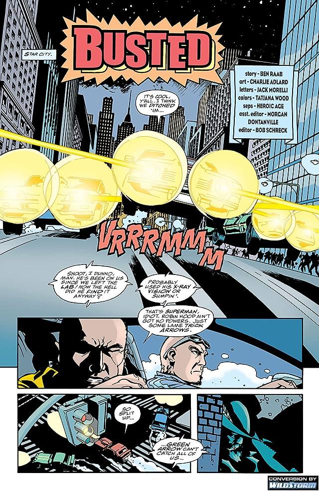 Green Arrow (2001-2007) #23