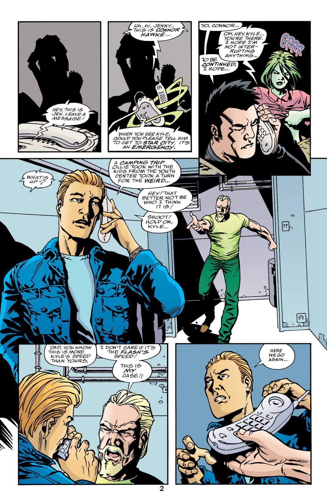 Green Arrow (2001-2007) #24