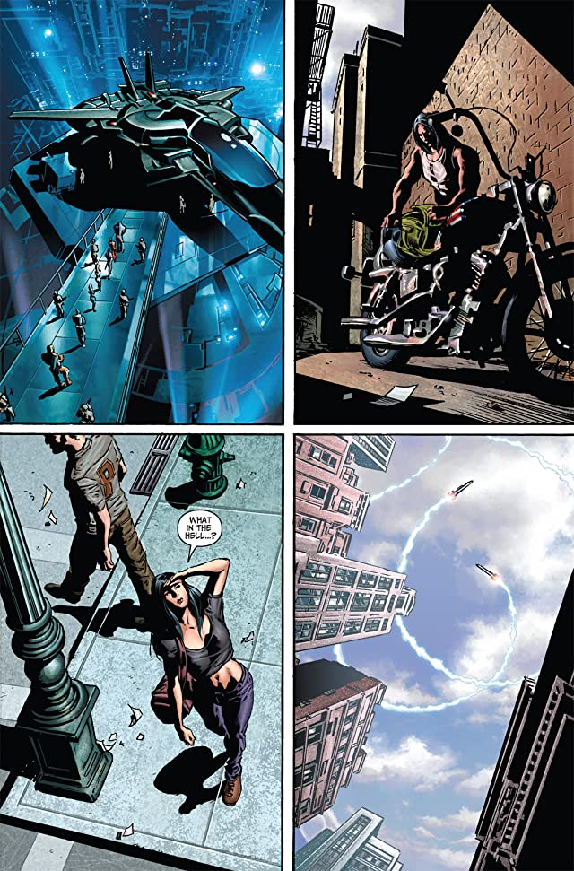 click for super-sized previews of Thunderbolts (2006-2012) #114