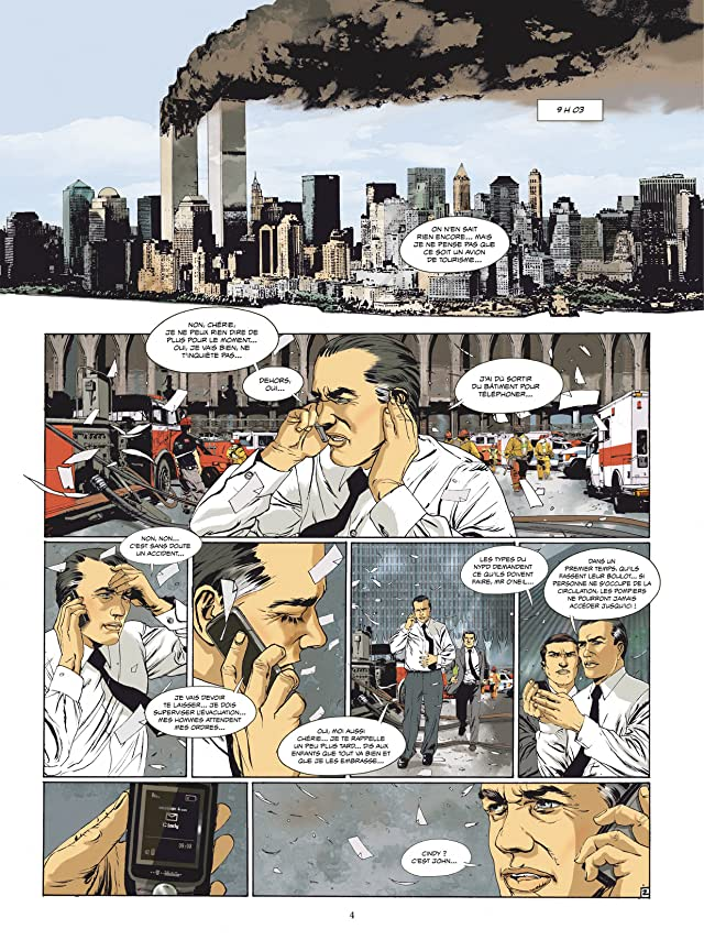 click for super-sized previews of 9/11 Vol. 1: W.T.C.