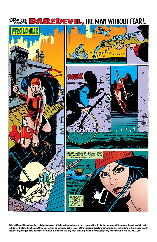click for super-sized previews of Daredevil (1964-1998) #174